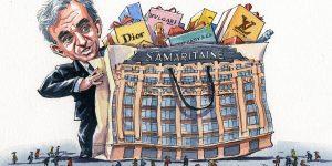 LVMH, Kering, Richemont trong cuộc chiến giành quyền kiểm soát thương mại điện tử