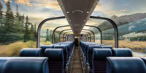 ECOXURY: Du lịch bằng tàu hỏa – Trải nghiệm xa xỉ và bền vững trong tương lai