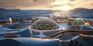 ECOXURY: Interstellar Lab thiết kế làng sinh học thực nghiệm trên trái đất