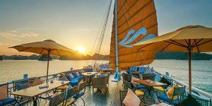 Paradise Sails Hạ Long: Những cánh buồm thiên đường