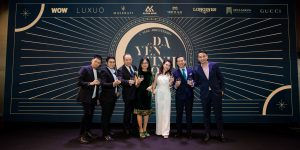 Dạ Yến Tinh Hoa – Kết lại một năm rực rỡ của WOW và Luxuo Vietnam