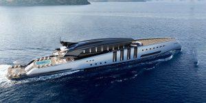 Siêu du thuyền Eleuthera 100 mét: Tái định nghĩa trải nghiệm tột đỉnh xa hoa