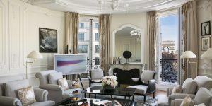Tột đỉnh xa hoa: 4 phòng suite đắt đỏ và sang trọng bậc nhất Paris