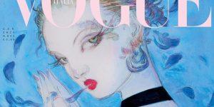 Thế nào là một tạp chí thời trang bền vững? Vogue Ý đã làm được điều đó!