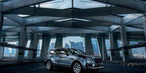 Bentley Bentayga SUV với bộ tùy chọn mới mang đến góc nhìn đầy hiện đại