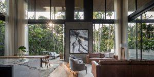 Ru mình giữa thiên nhiên trong lành với căn biệt thự River House, Bali