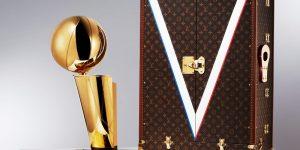 Mọi điều cần biết về mối hợp tác với NBA của Louis Vuitton