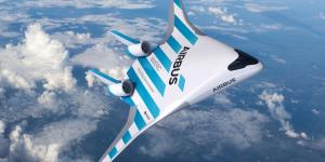 MAVERIC – máy bay cánh liền mới nhất của Airbus sẽ cắt giảm 20% lượng khí thải carbon