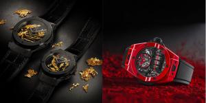 5 tuyệt phẩm đồng hồ mới nhất của Hublot vừa ra mắt tại LVMH Watch week Dubai