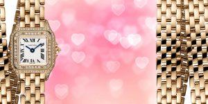 10 mẫu đồng hồ nữ tạo dấu ấn khó quên cho ngày Valentine