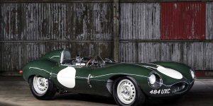 Tuyệt tác xe đua Jaguar D-Type 1955 sẽ đạt mức đấu giá ước tính 7 triệu USD