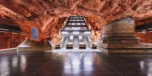Chiêm ngưỡng phòng trưng bày nghệ thuật dưới lòng đất dài nhất thế giới