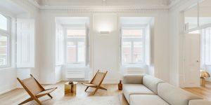 Có gì bên trong ngôi nhà tối giản bậc nhất thế giới tại Lisbon?