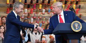 LVMH công bố doanh thu 2019, Bernard Arnault bỏ túi thêm gần 3 tỷ USD
