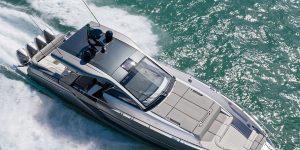 Verve 47 – Cuộc phiêu lưu 1.3 triệu USD đến Mỹ của Azimut Yachts