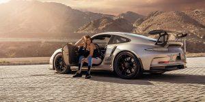 "Arabian Gazalles: Câu lạc bộ siêu xe đầu tiên của ""hội chị em Dubai"""