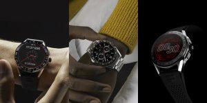Vũ trụ smartwatch của TAG Heuer: Đồng hồ siêu sang thế hệ thứ 3 Connected Smartwatch