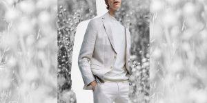 Ecoxury: Sống bền vững cùng bộ sưu tập suit thuần chay của Hugo Boss