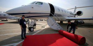 We Work rao bán siêu máy bay Gulfstream G650ER trị giá 60 triệu đô la