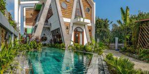 Cẩm Thanh A&A Villa: Ngôi biệt thự độc đáo lấy cảm hứng từ cọ dừa Hội An