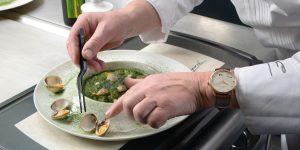 Blancpain hợp tác cùng Michelin Guide: Nghệ thuật Haute horlogerie gặp gỡ Find Dining