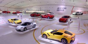 Ferrari kỷ niệm sinh nhật lần thứ 122 của nhà sáng lập bằng triển lãm mới