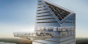 Edge New York: Ngắm vẻ đẹp mê hoặc của tòa nhà cao nhất vùng Tây bán cầu