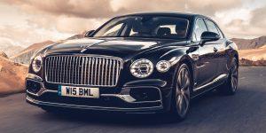 Bentley Flying Spur 2020: Chiếc sedan thể thao Grand Touring sang trọng bậc nhất thế giới ra mắt vào tháng 6.2020