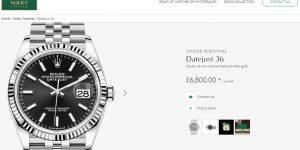 Kinh doanh xa xỉ trực tuyến (kì 2): Đã đến lúc Rolex, Patek Philippe… nghĩ về thương mại điện tử?