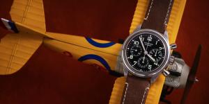 Thú chơi quý ông: Đồng hồ phi công vừa túi tiền