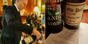 Master Class: Rượu vang hảo hạng sẽ có vị như thế nào sau 150 năm?