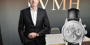 CEO TAG Heuer và câu chuyện làm nên giá trị của đồng hồ Monaco