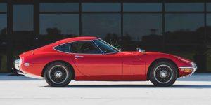 Đấu giá Toyota 2000GT 1967: Chiếc xe Nhật duy nhất mà James Bond từng cầm lái
