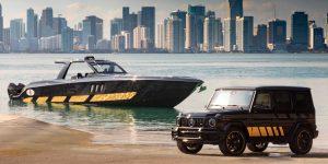 LUXUO Spend: Mercedes-AMG và Cigarette Racing – Kỳ nghỉ thượng lưu và tự do trên du thuyền 3 triệu USD