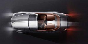 Rolls-Royce mui trần Dawn Silver Bullet: Cảm hứng từ dòng xe Roadster thập niên 1920