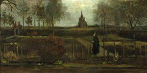 Tranh Van Gogh vừa bị đánh cắp tại Bảo tàng Singer Laren, Hà Lan khi đóng cửa vì Covid-19