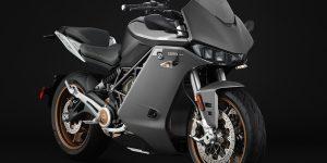 Zero Motorcycle ra mắt chiếc Gulfstream – SR/S chạy điện
