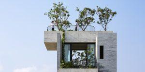 Binh House: Kết nối tối đa giữa con người với con người và thiên nhiên