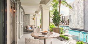 Barracks Hotel Sentosa Singapore: Chốn du hành thư giãn và bình yên