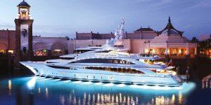 Top 10 chiếc du thuyền xa hoa nhất trên màn ảnh rộng