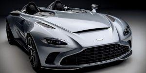 Aston Martin V12 Speedster: Mẫu xe các phi công chiến đấu sẽ lái sau khi bay