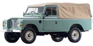 Cổ vật Series Land Rovers: Khi tiền bạc không còn là thước đo
