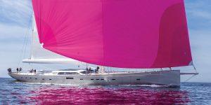 Du thuyền màu hồng Pink Gin VI: Vẻ ngoài đẹp mỹ miều và ngọt ngào như một ly gin