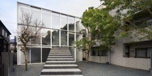 Ngôi nhà Stairway House của nhà sáng lập Nendo studio: Tựa như nấc thang lên thiên đường