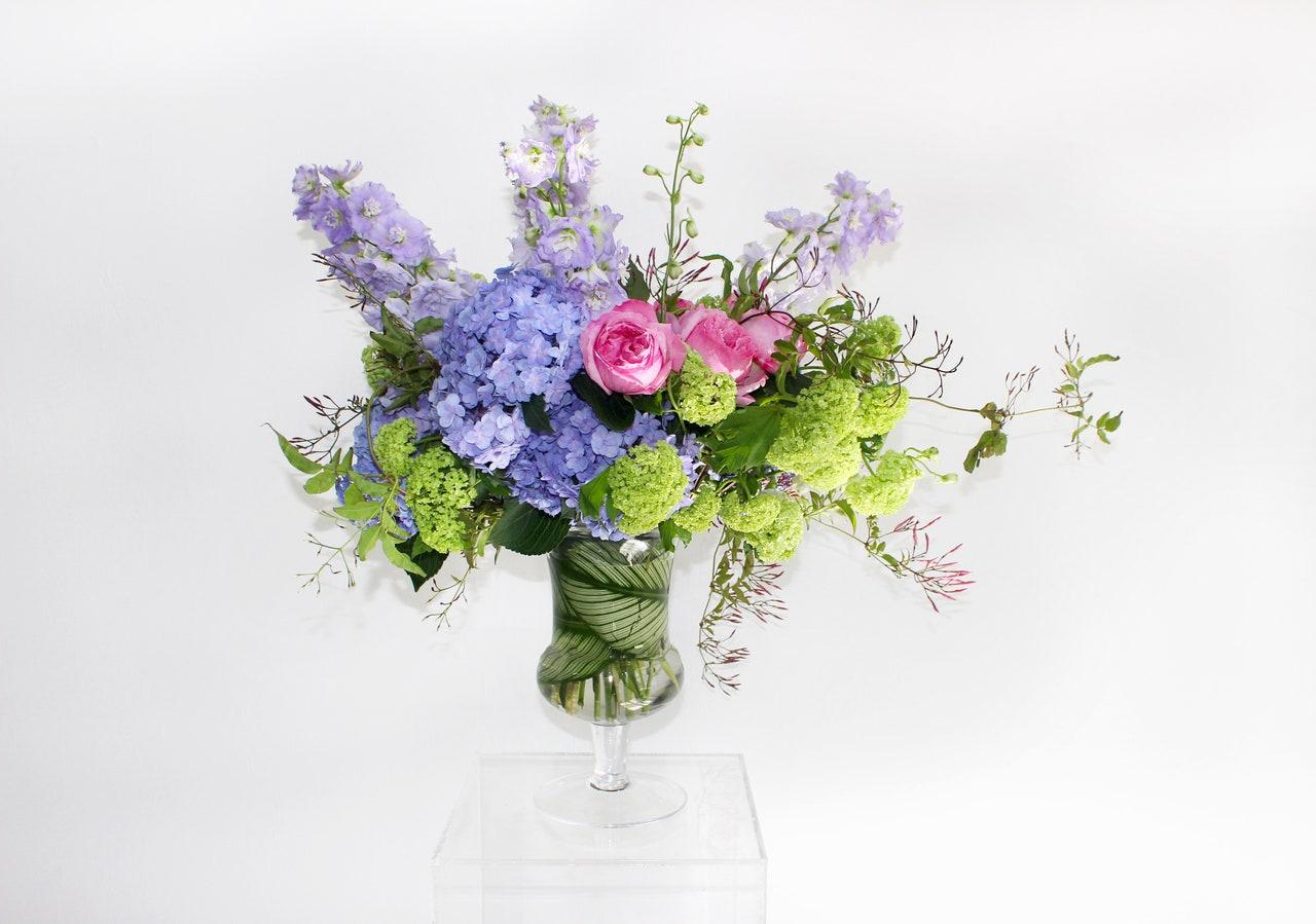 6 phong cách cắm hoa bạn có thể dễ dàng làm tại nhà-3