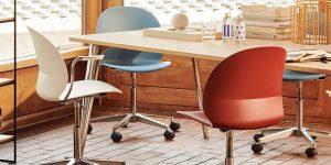 ECOXURY: 5 mẫu ghế thân thiện với môi trường được làm từ nhựa tái chế