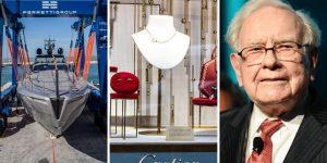 BOL News: Tin tức xa xỉ từ Cartier, Ferretti, tỷ phú Warren Buffet và Jeff Bezos