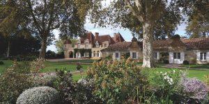 Có một vườn nho Bordeaux cổ tích tại Chanel