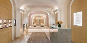 Chăm sóc da với dịch vụ tuyệt vời tại Dior Institute giữa Paris hoa lệ
