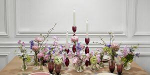Nâng nghệ thuật bài trí bàn ăn lên một bậc với bộ đồ ăn mới từ Dior